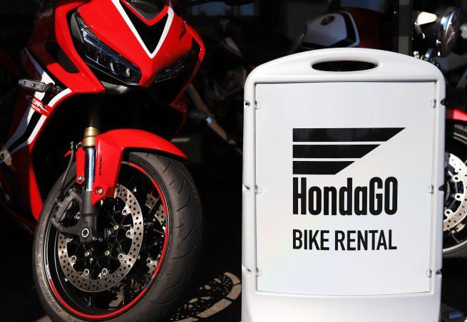 ホンダ バイク レンタル