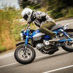 125ccだってスポーツできる!って思えるモンキー125は足周りが本格派!【原付二種で楽しむホンダのバイク! 第1回/Honda Monkey125 中編】