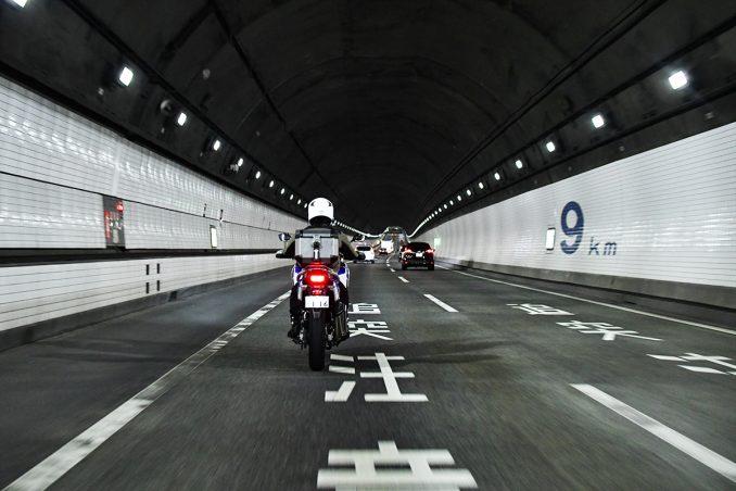 アクアラインのトンネルの長さは圧巻
