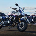 新型『CB1300』シリーズが正式発表! 最高出力3馬力アップのほか、価格や発売日も決定しました!