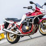 大型バイクの王道! ホンダの新型『CB1300』シリーズはSPもいいけど、スタンダードに存在感アリ!【2021新車ニュース/Honda CB1300 Series】