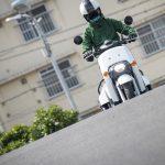電動化のメリットを『ホンダの三輪バイク』なら最大化できるかも?【ジャイロ イー(GYRO e:)試乗会 後編】